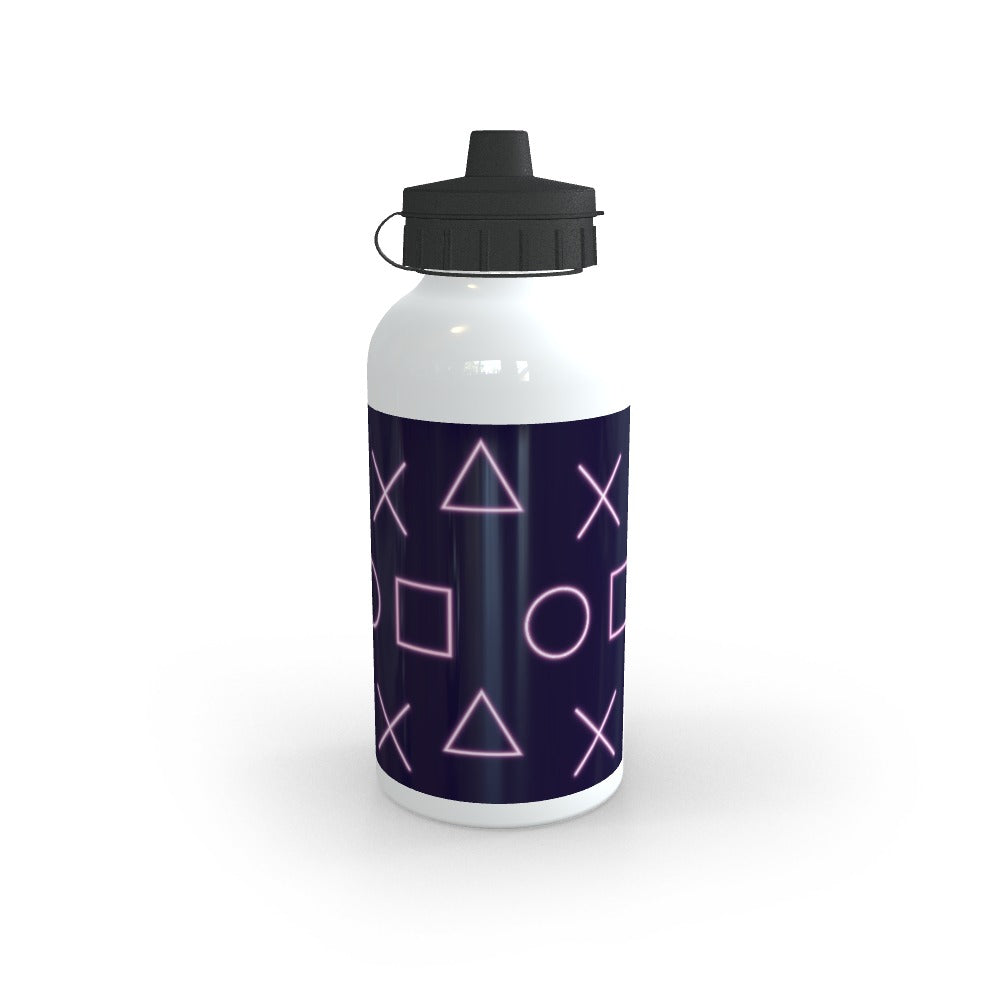 Sports Bottles - Neon Gamer, Kitchen & Dining by Print On It