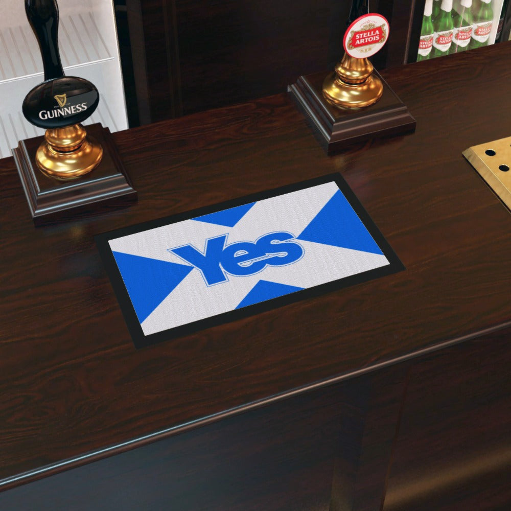 Bar Runners - Scotland Yes by  Print On It