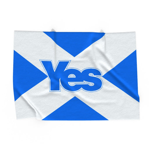 Pet Blankets - Scotland Yes - printonitshop