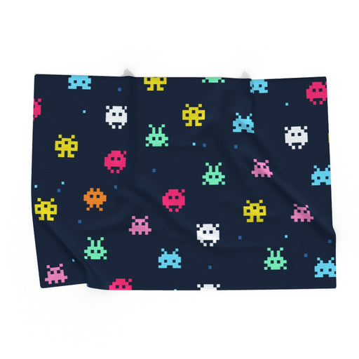 Pet Blankets - Invaders - printonitshop