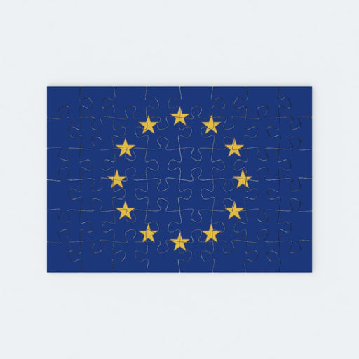 Jigsaw - European Union - printonitshop