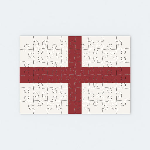 Jigsaw - St Georges Cross - printonitshop