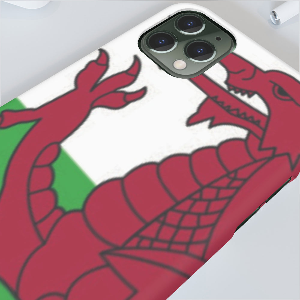 iPhone Cases - Wales, Electronics by Print On It