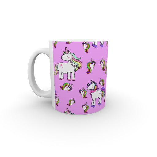 11oz Ceramic Mug - Unicorn - printonitshop