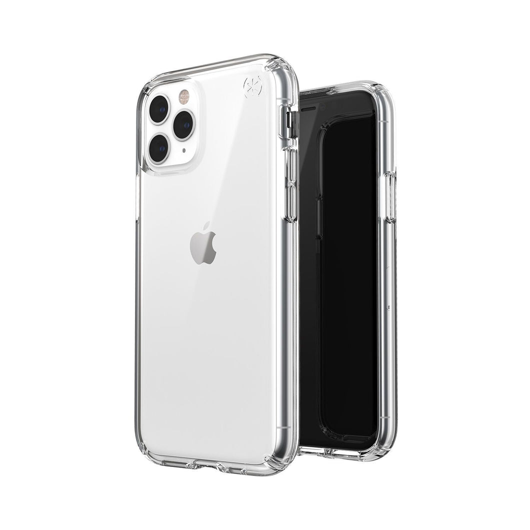 Funda Speck para iPhone 11 Pro Presidio Stay Clear - Clear