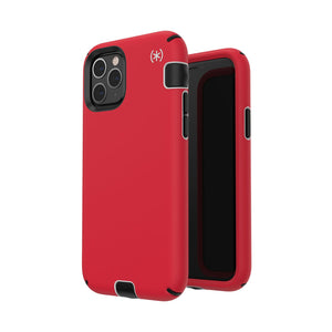 Funda Speck para iPhone 11 Pro Presidio Sport - Heartrate Red