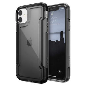 Funda X-Doria Defense Clear para iPhone 11 - Black