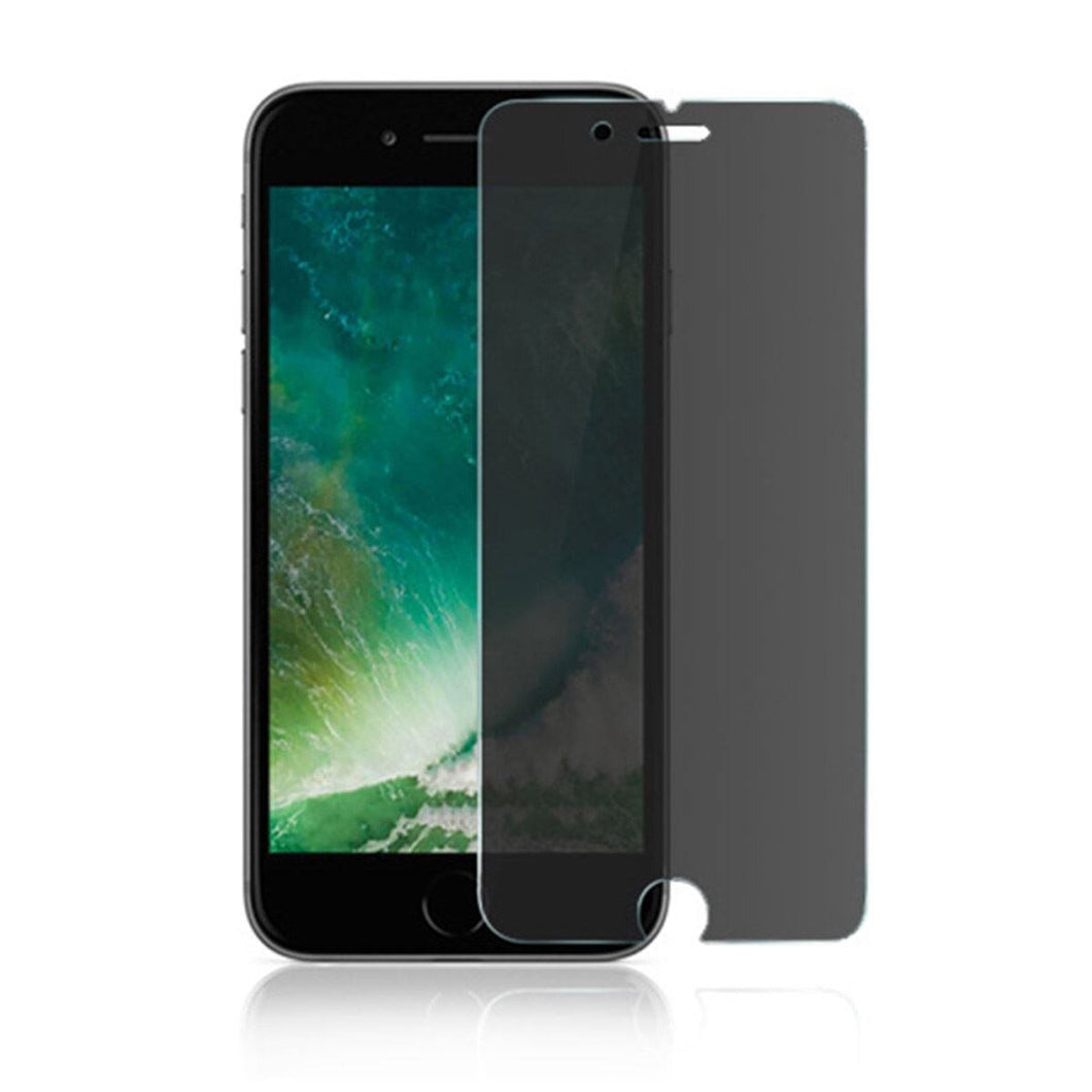 Protector de pantalla Zagg para iPhone 6/6S/7/8 Invisible Shield Privacy Glass - Clear