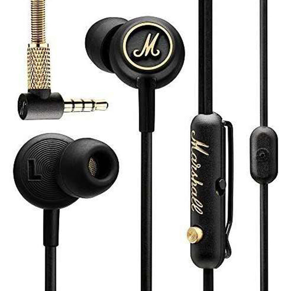 Audífonos Marshall Mode In-Ear Negro