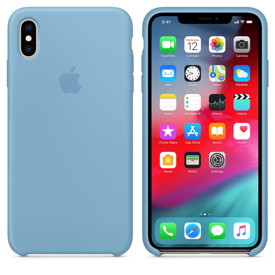 Apple Silicone Case for iPhone XS Max