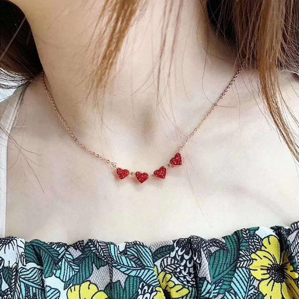 【Buy 1 Get 1 Free】Women's Favorite Silver Clover Necklace