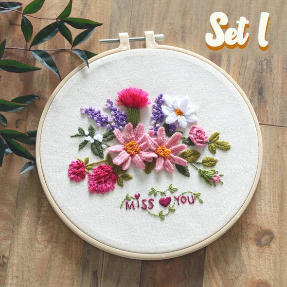 Embroidery Starter Set-Buy 2 Free Shipping
