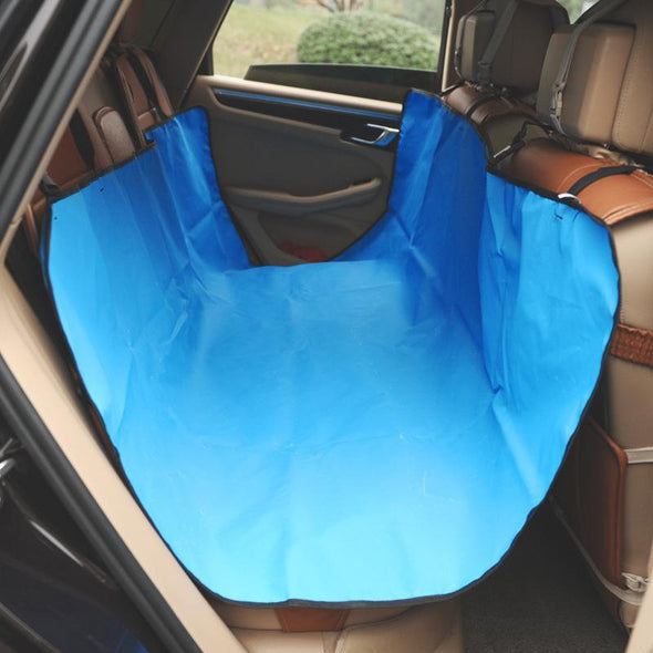 Fluffy-Dog Pet Dog Car Seat Non-slip  Cover!