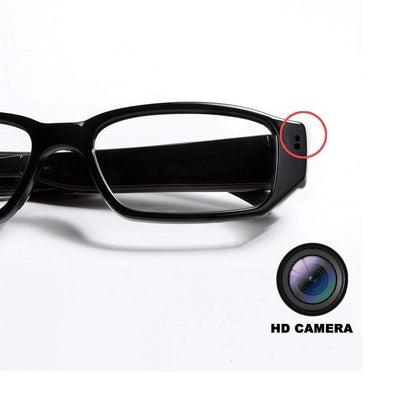 Mini HD  Camera Glasses