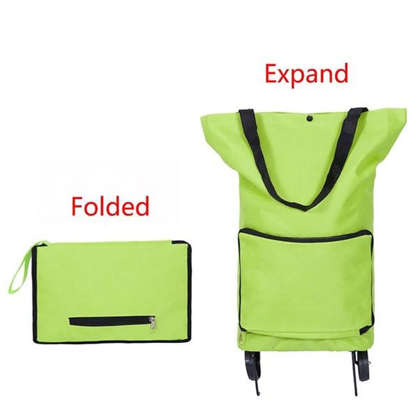 (February 50% Discount) Foldable shopping bag