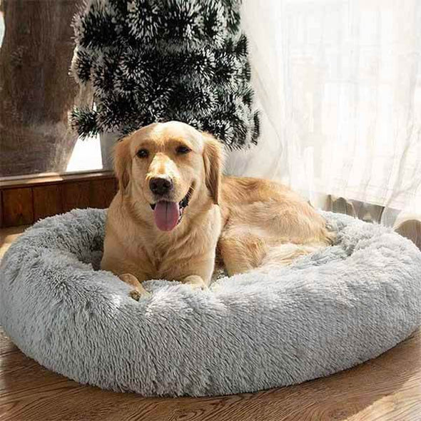 (Last Day Promotion, 58% OFF) Comfy Calming Dog/Cat Bed - hotsalestyle