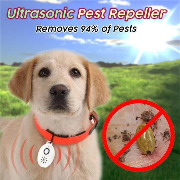 Ultrasonic Pest Repeller(Buy More Save More)