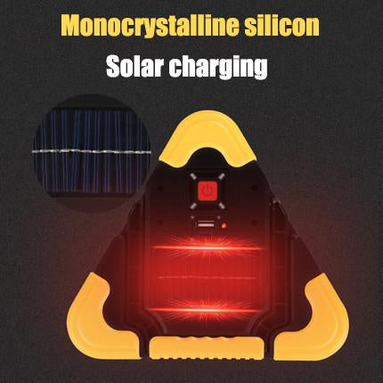 Multifunctional Solar LED Powerbank + Emergency Light + Outdoor Light