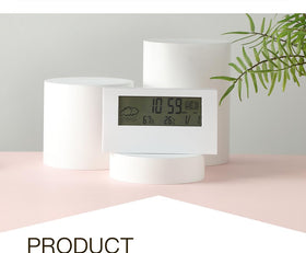 Alarm Clock with Lamp