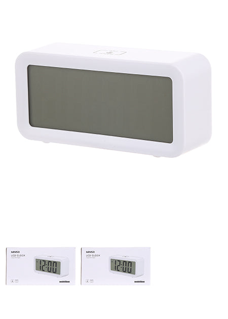 Casual Style Electronic Clock