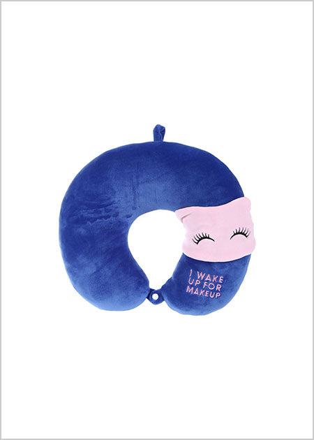 Feminist Series Eye Mask+U Pillow