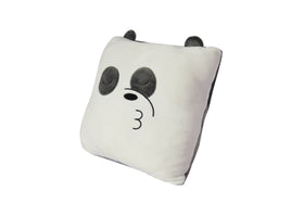 We Bare Bears Pillow & Blanket