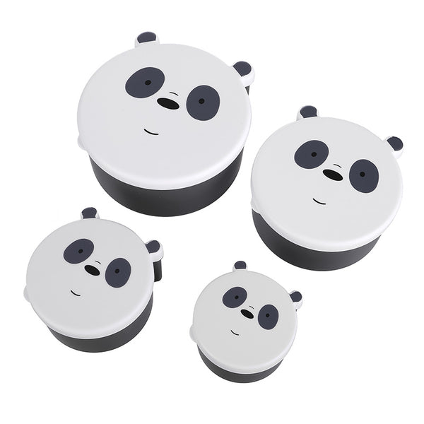 We Bare Bears Food Container Set