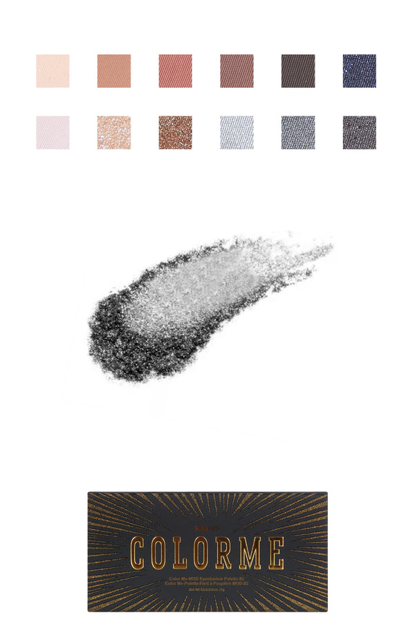 Color Me-MOD Eyeshadow Palette
