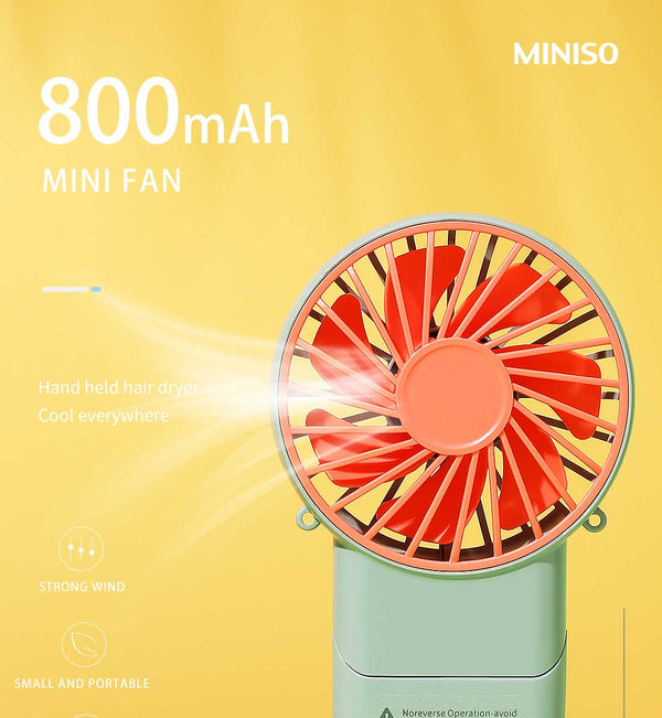 Mini Fan 800mAh