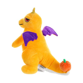 Pumpkin Dinosaur Plush Toy