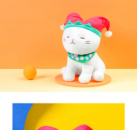 Kitten Plush Toy-Festivals