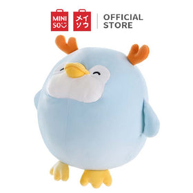 Spherical Plush Toy-Penguin