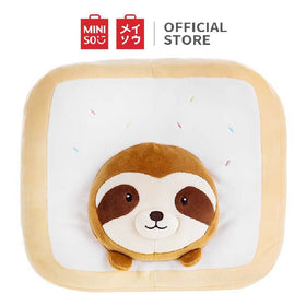 Toast Sloth Cushion
