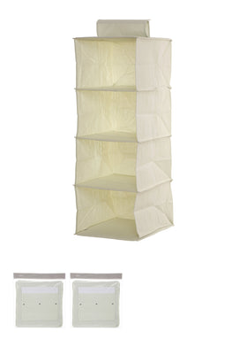 4-Shelf Hanging Organizer