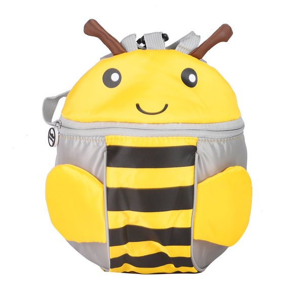 Little Bee Anti- Lost Kid's Backpack - Miniso Singapore