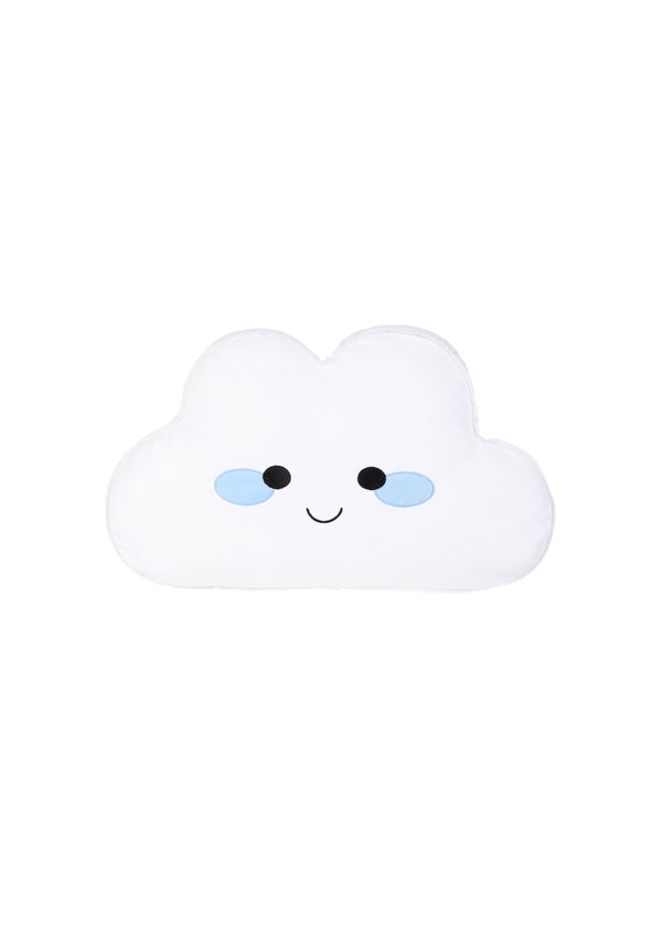 Cute Cloud-shaped Throw Pillow - Miniso Singapore
