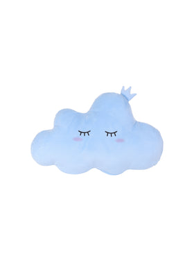 Cloud-shaped Throw Pillow