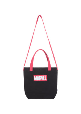 MARVEL- Embroidered Shopping Bag