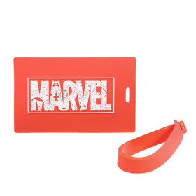 MARVEL- Rectangle Luggage Tag