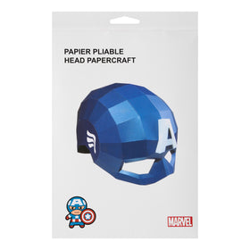 Marvel Head Papercraft