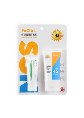Miniso Facial Sunscreen Kit