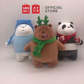 We Bare Bears-Season Special Plush Toy