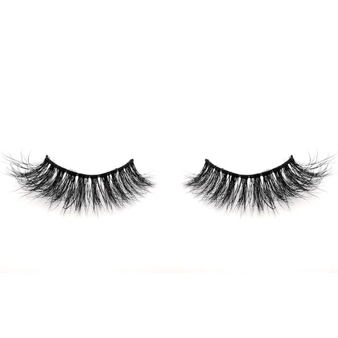 3D Mink False Eyelash A01