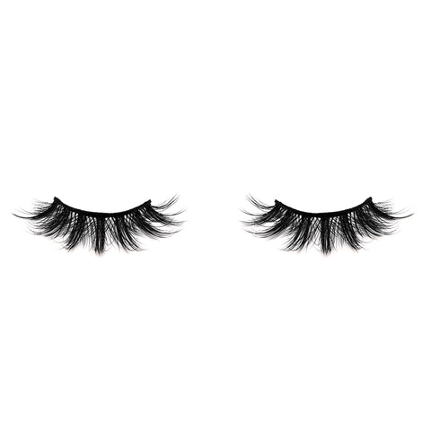 Faux Mink False Eyelashes FY01 (Purple Box)