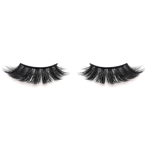 Faux Mink False Eyelashes FY03 (Purple Box)