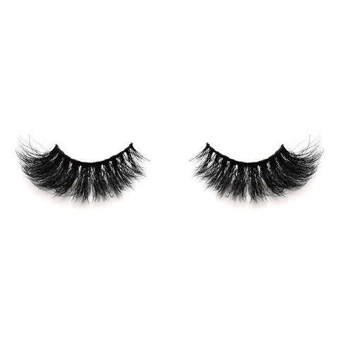 8D Mink Lashes Luxurious Diamond Box ZS07