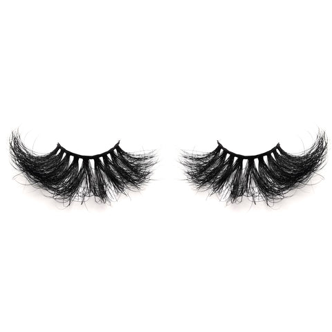 25mm Real Mink False Eyelashes ME11
