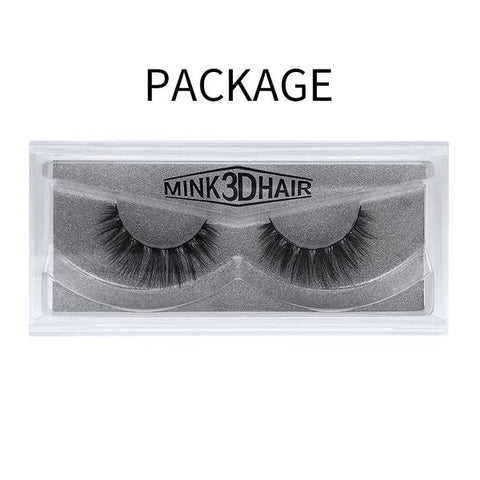 3D Mink False Eyelash SD-67