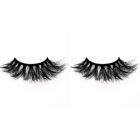4D Mink False Eyelash 4D-01