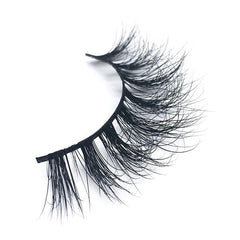 Big 3D Mink False Eyelash 3D-01